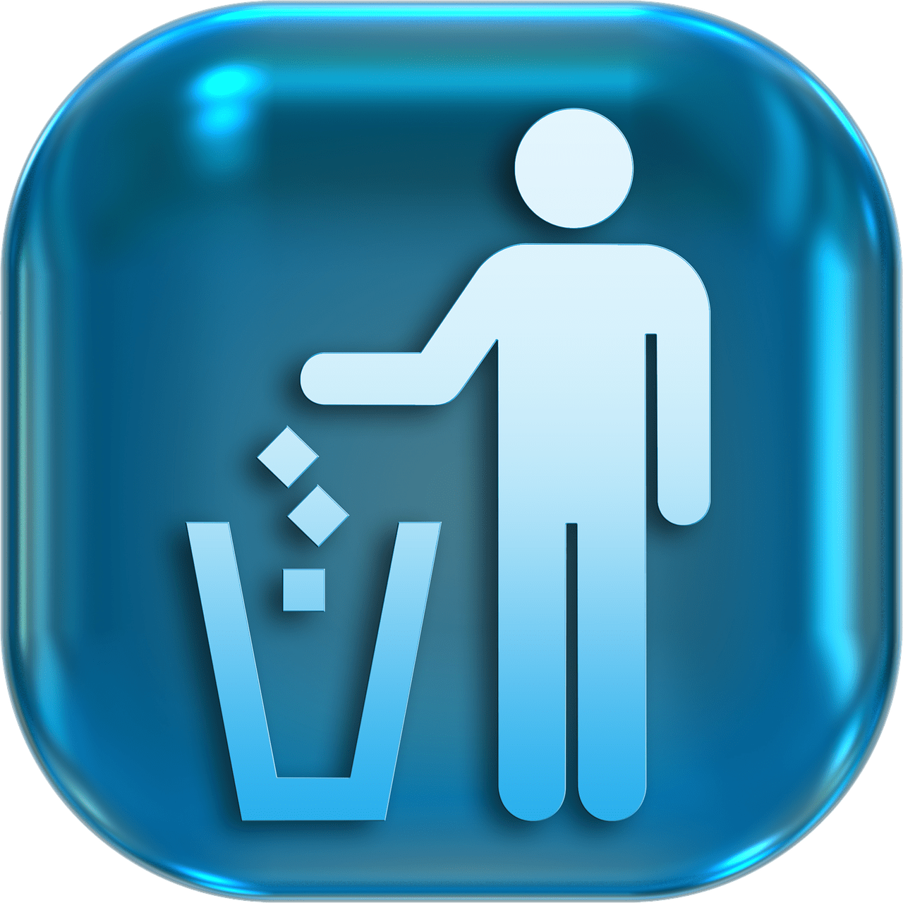 Sklep z koszami na odpady