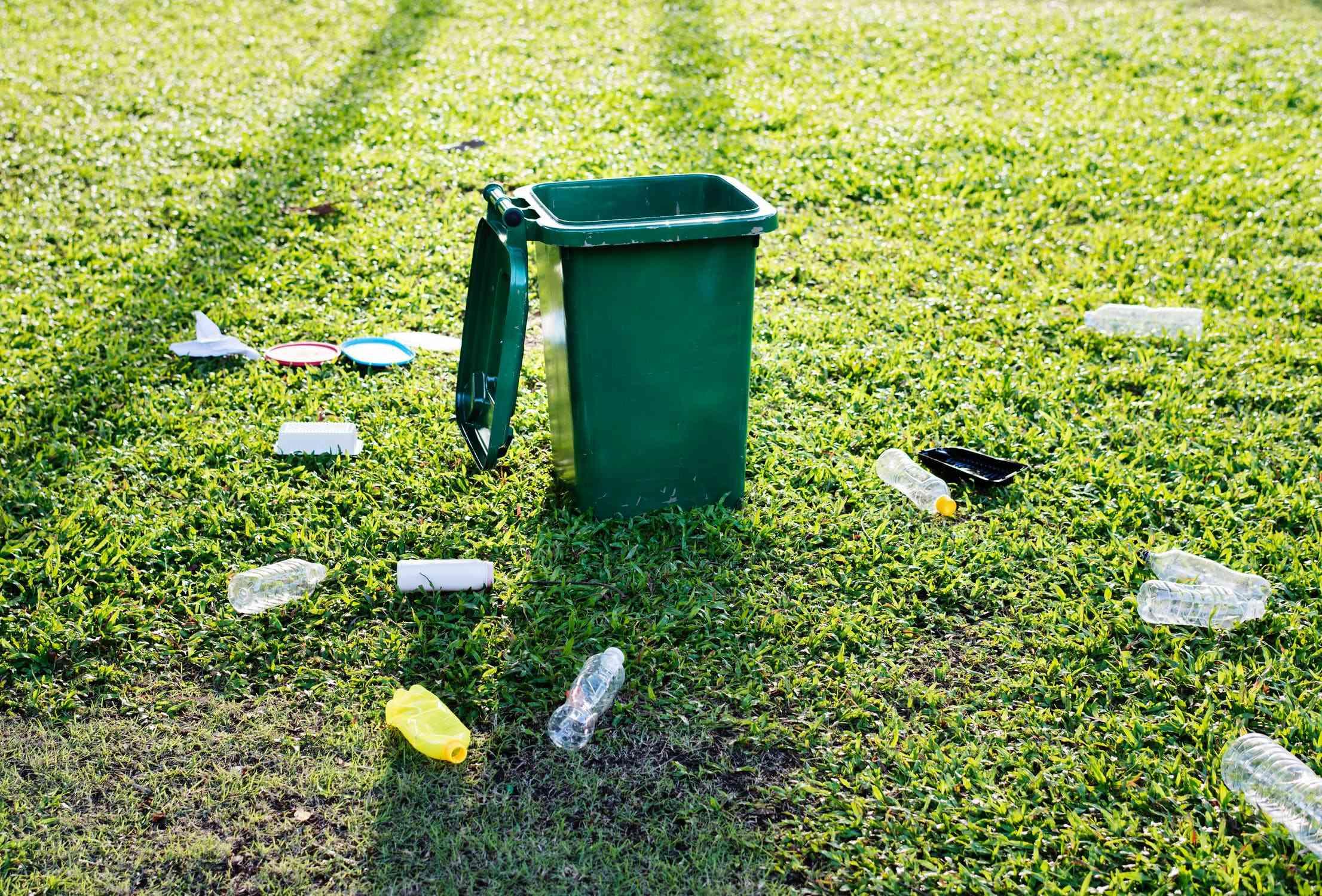 Pojemniki na odpady Białystok