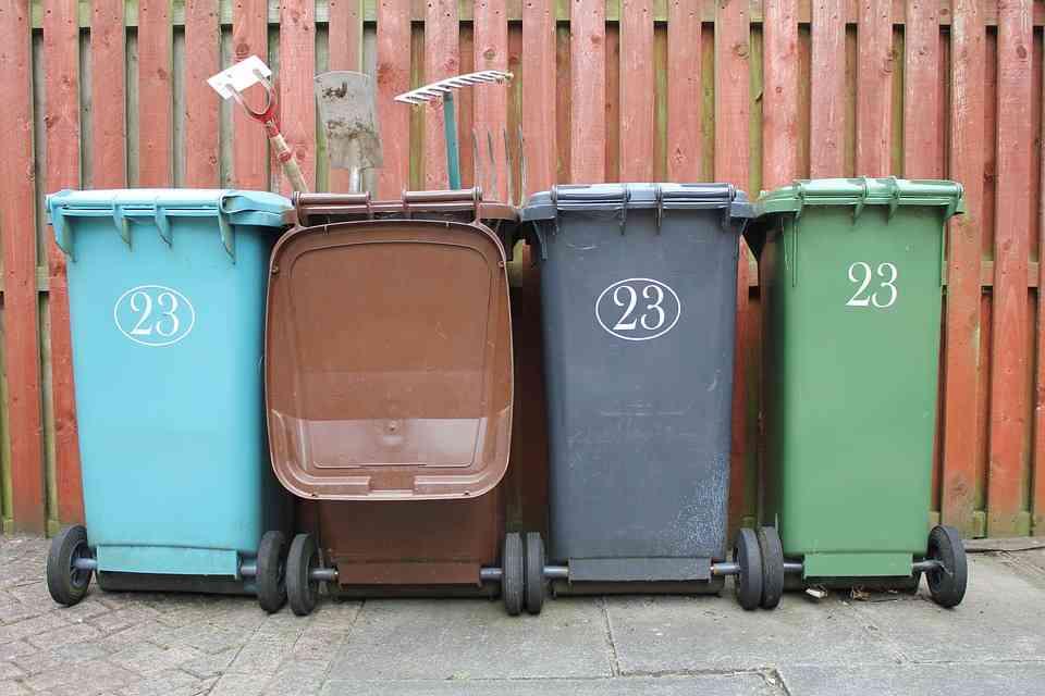 Używane pojemniki na odpady online