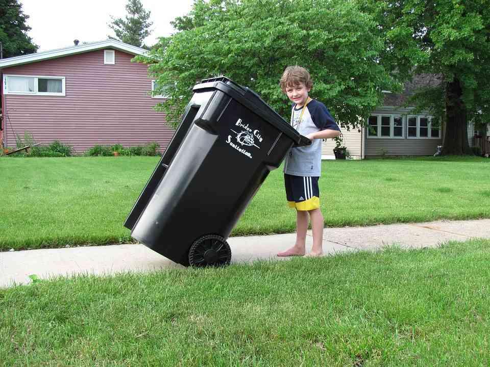Nasze pojemniki sprawdzają się przy zbiórce odpadów