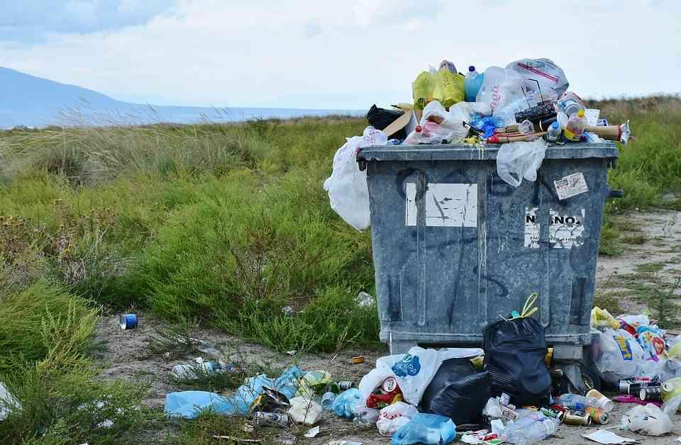 Brak odbioru odpadów generuje niepotrzebny stres