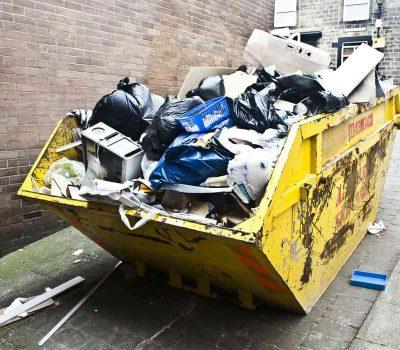 dbanie o pojemnik na odpady 400x350 - Dbanie o pojemniki na odpady