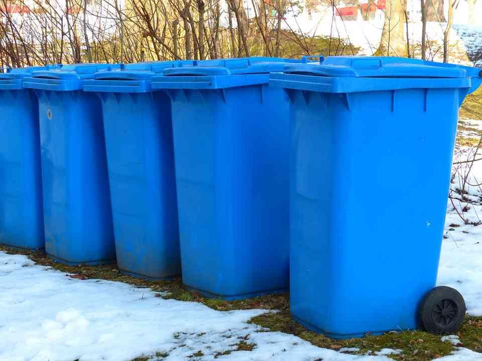Nie warto obawiać się używanych pojemników na odpady