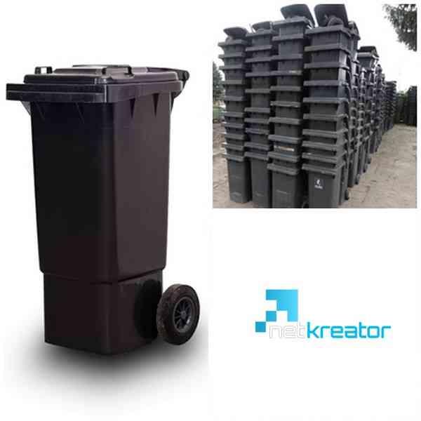 Oferta w zakresie używanych pojemników na odpady