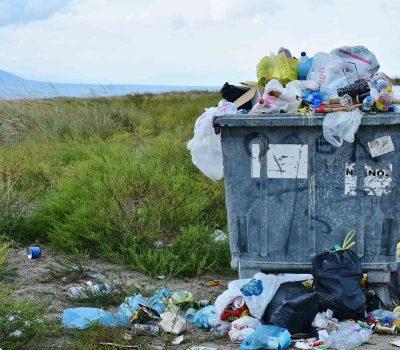 pojemnik na odpady 400x350 - Kosze na odpady