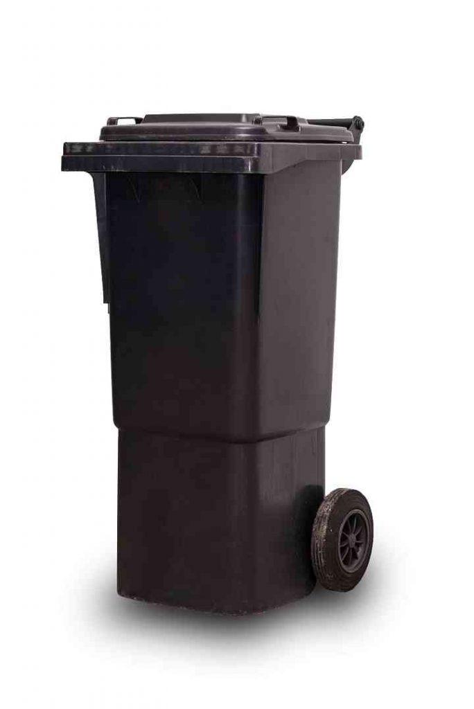 Używany pojemnik o pojemności 60 litrów