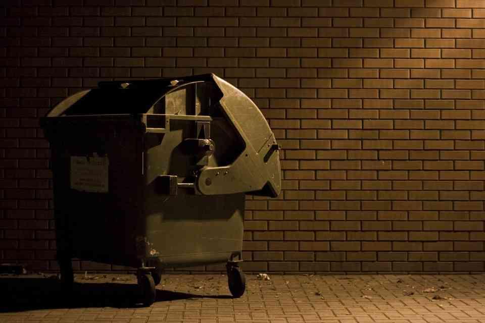 Pojemniki na odpady mogą mieć różnych właścicieli