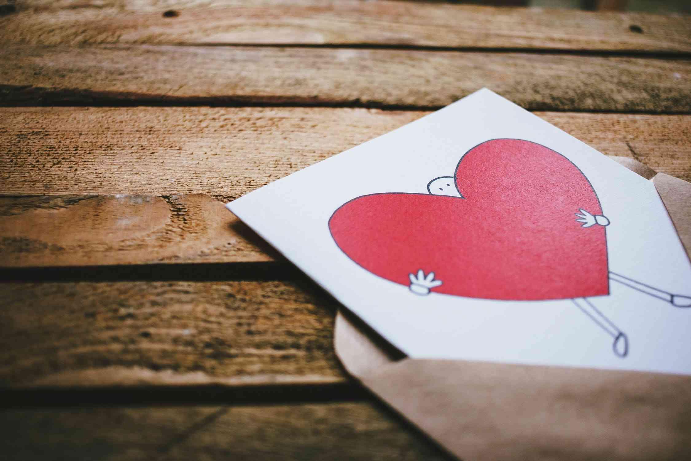 Sposoby postępowania z odpadami, który powstały w Dzień Zakochanych