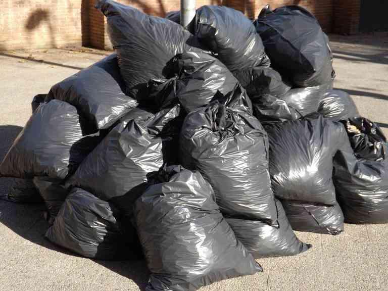 Miejsca przeznaczenia odpadów