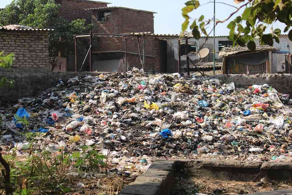 Odpady zmieszane - kod 20 03 01