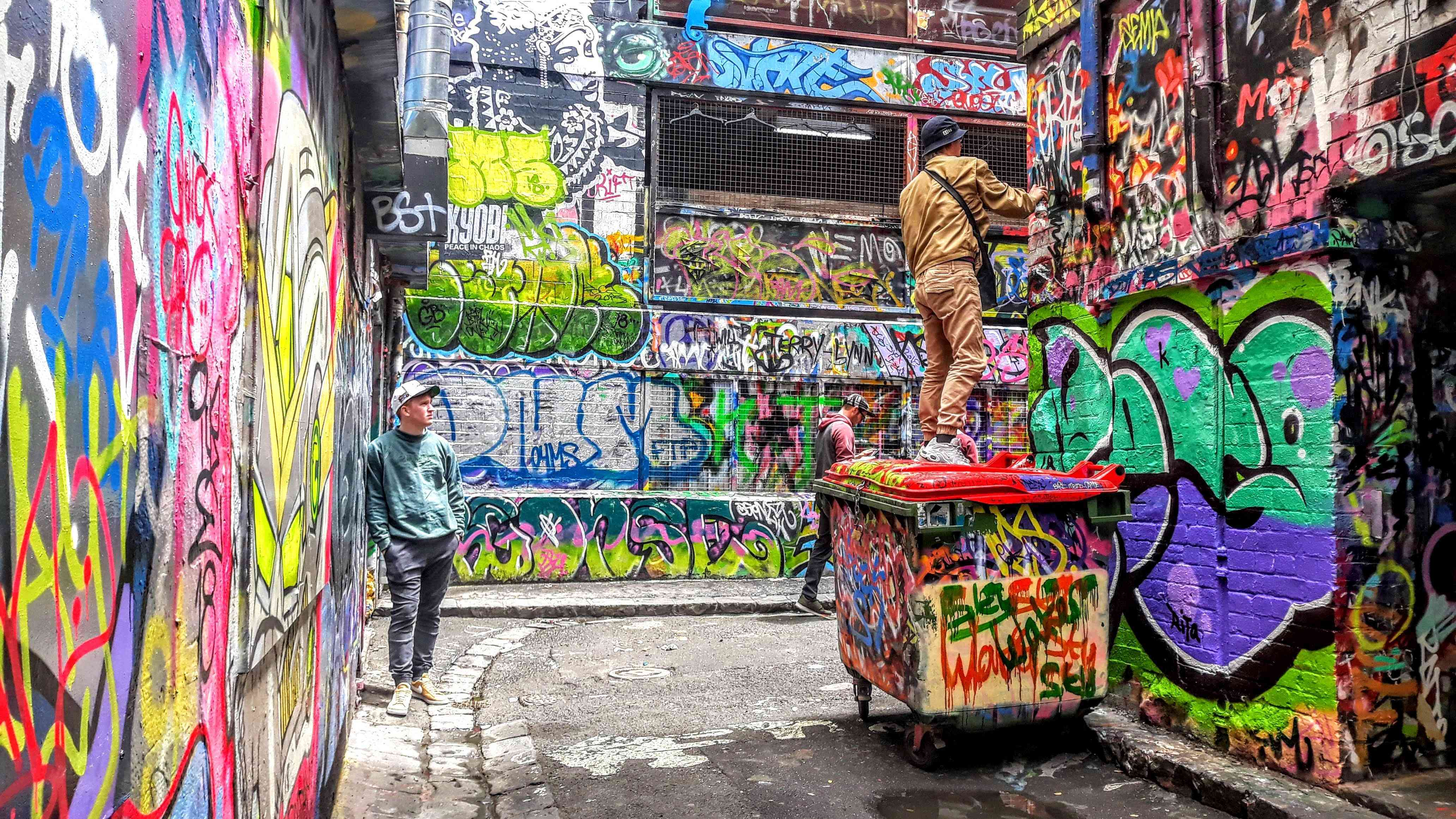 Kolory pojemników na śmieci nie mogą być dowolne