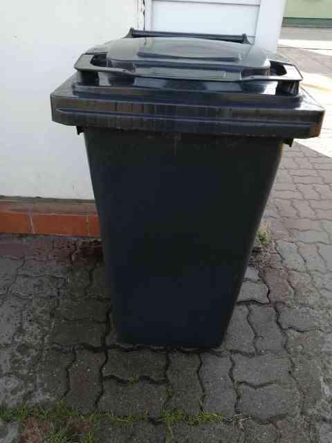 pojemniki na smieci - Pojemniki na odpady zmieszane