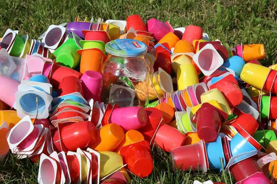 Sortowanie odpadów to dobry sposób na zmniejszenie ich objętości