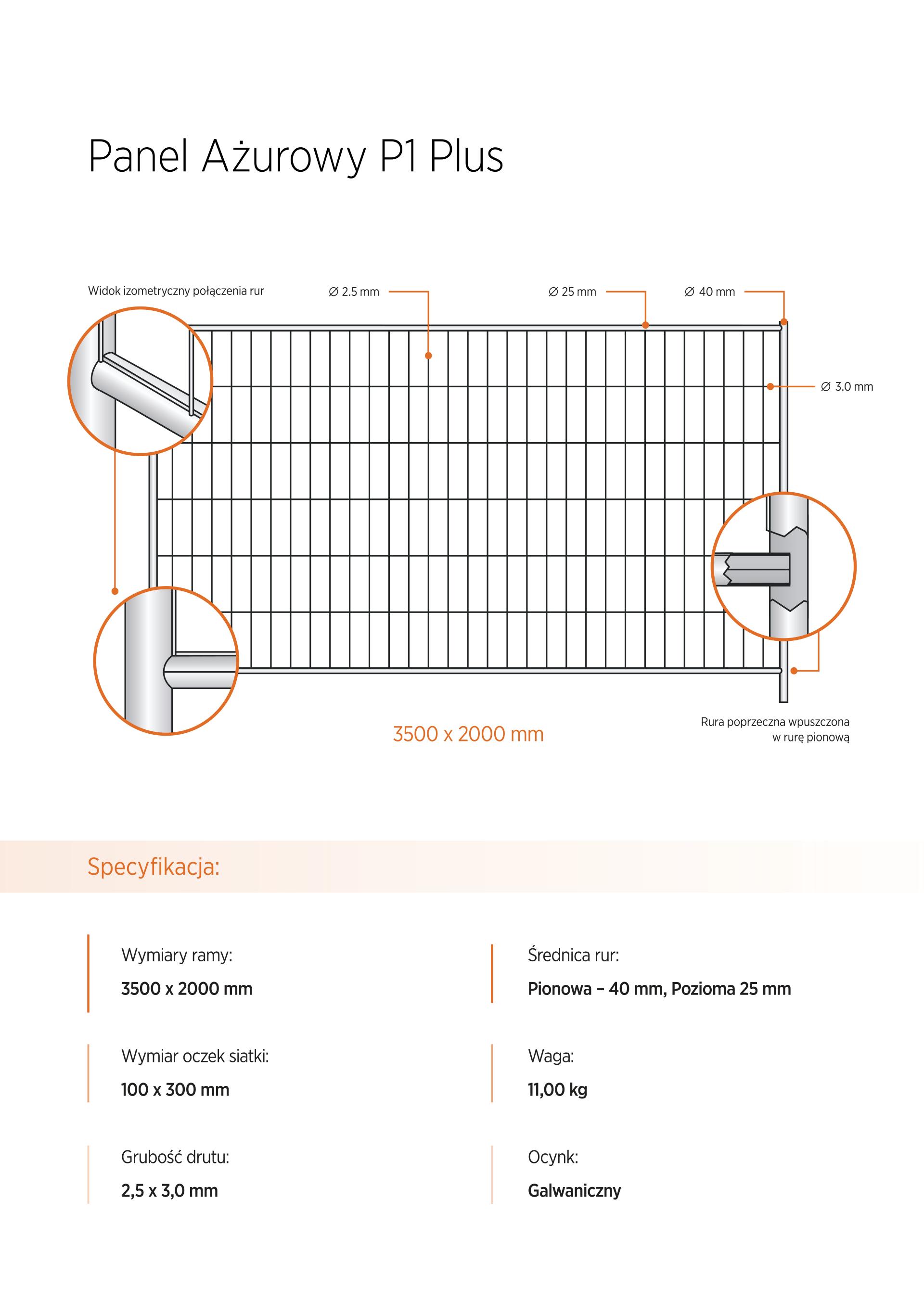 ogrodzenie tymczasowe p1 - Ogrodzenia tymczasowe Suwałki
