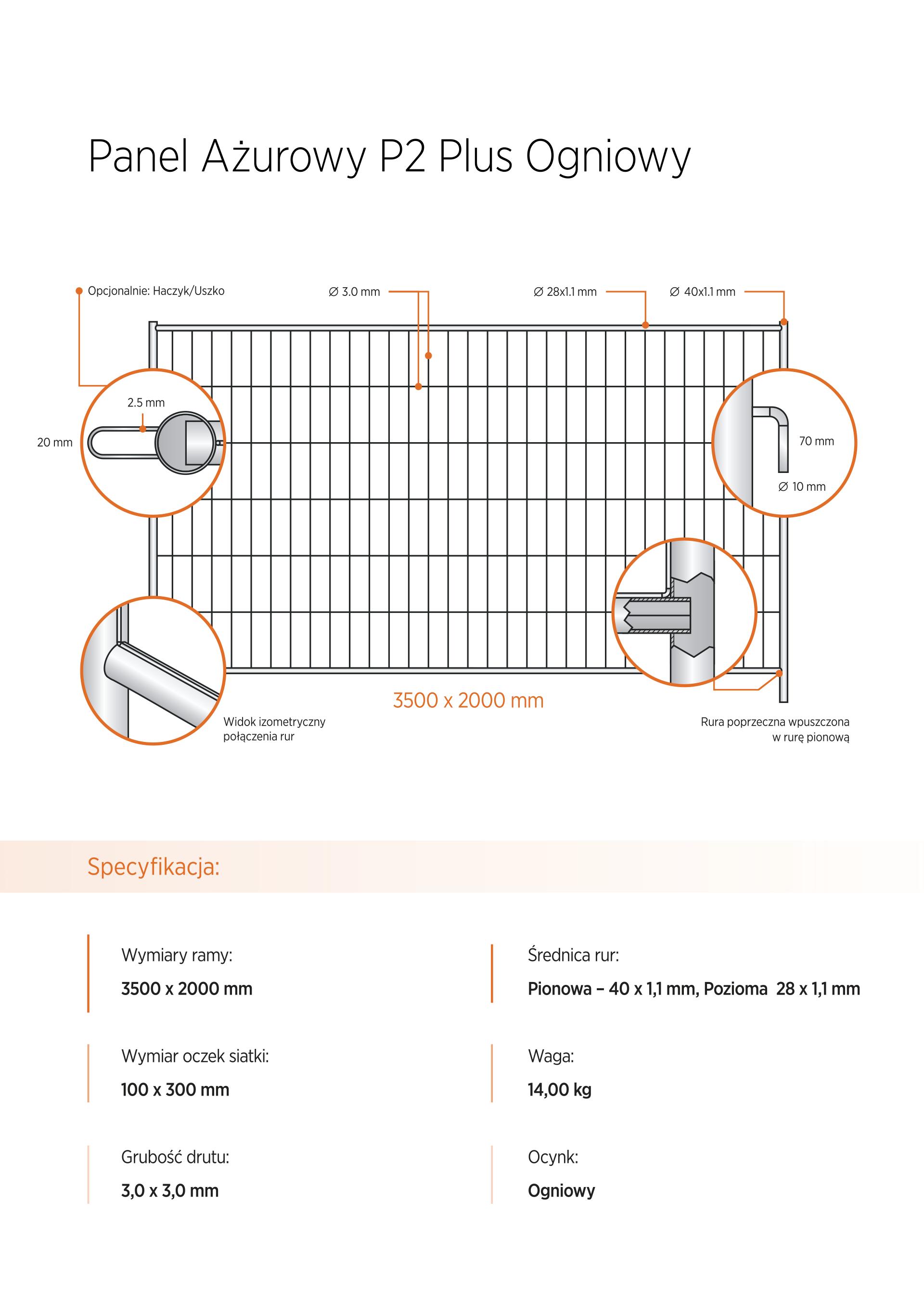 ogrodzenie tymczasowe p2 - Ogrodzenia tymczasowe Tomaszów Mazowiecki