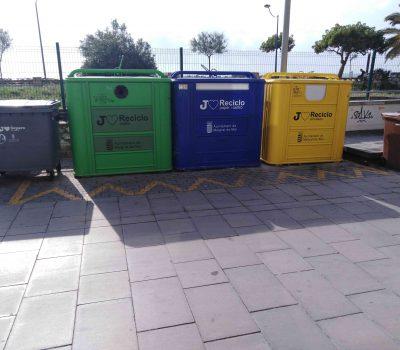 wywoz odpadow barcelona 400x350 - Zbiórka odpadów w Hiszpanii