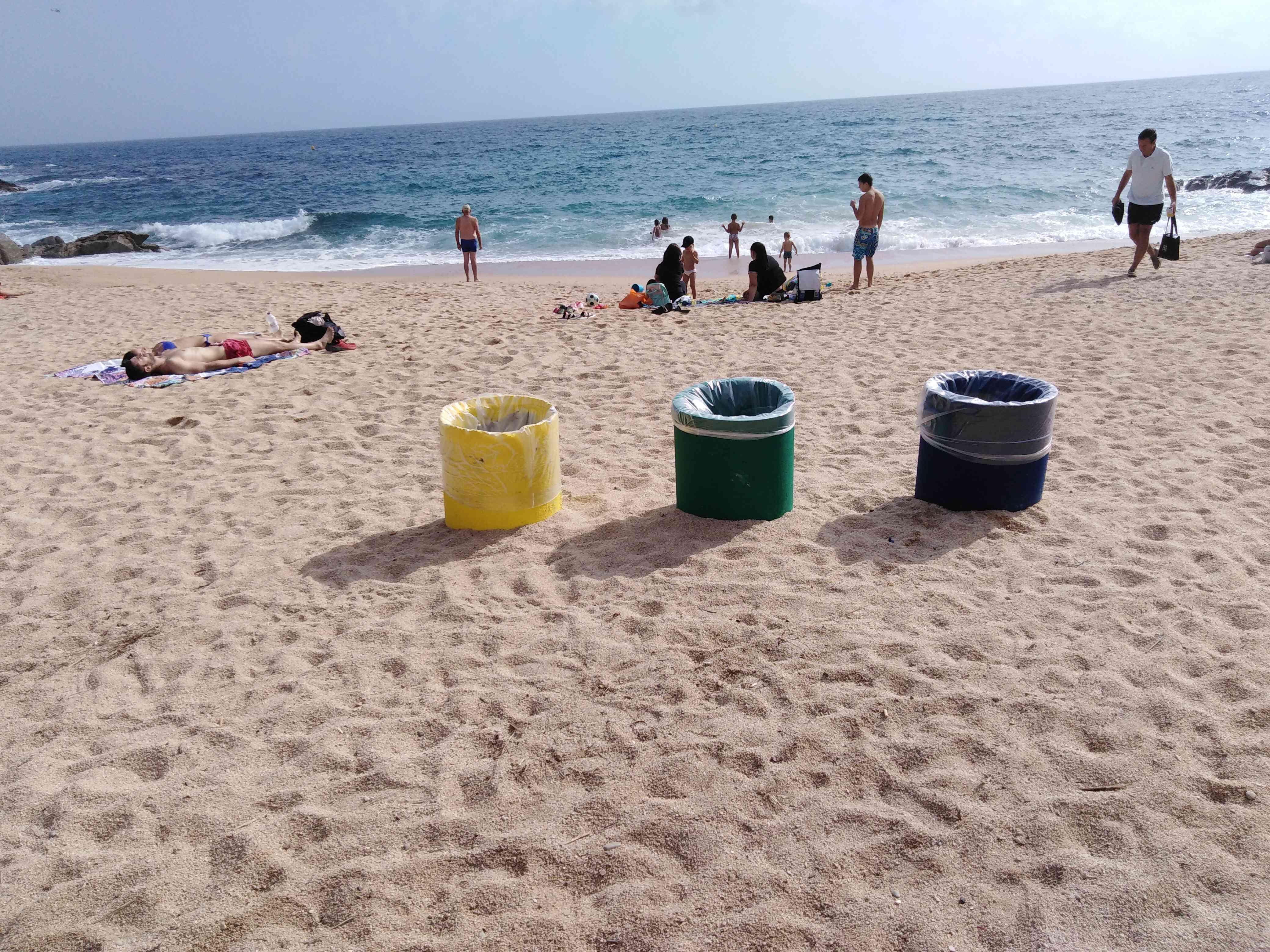 zbiorka smieci hiszpania - Zbiórka odpadów w Hiszpanii