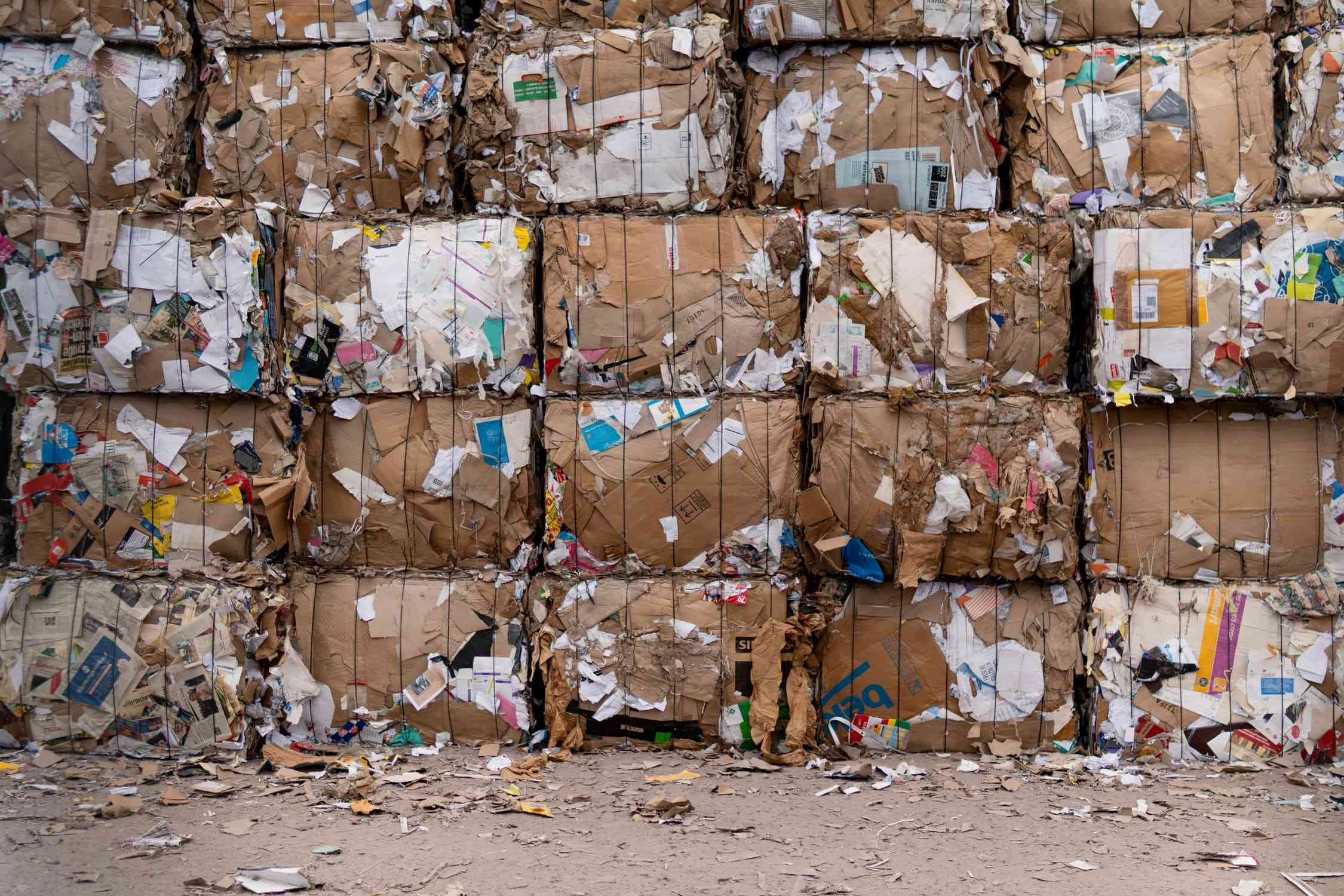 Odpady z działalności gospodarczej