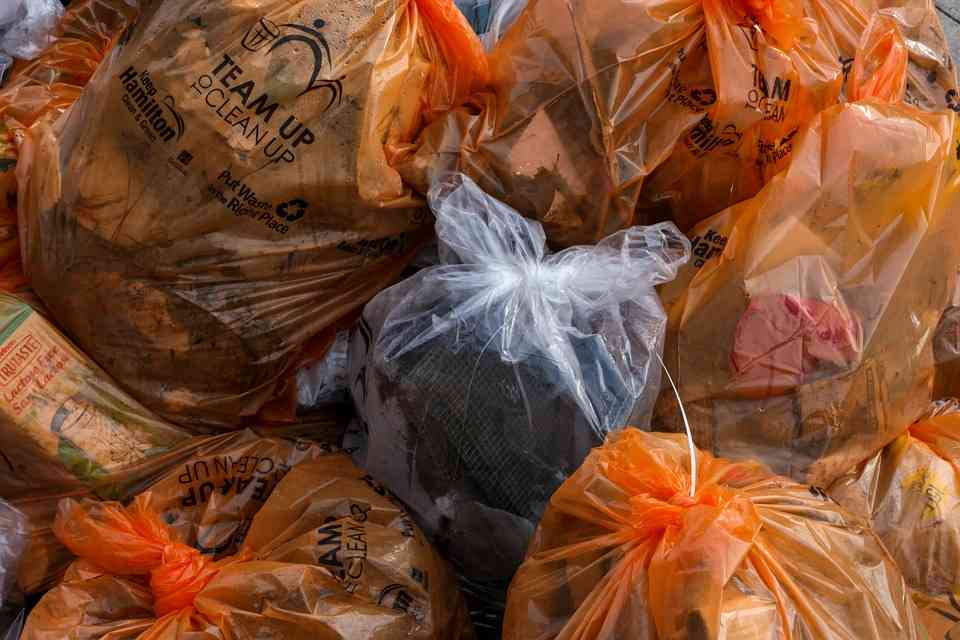 Worki na śmieci i ich typy