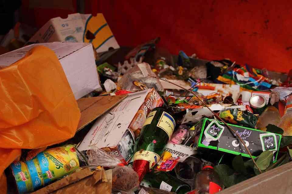 Gdzie trafiają odpady komunalne ?