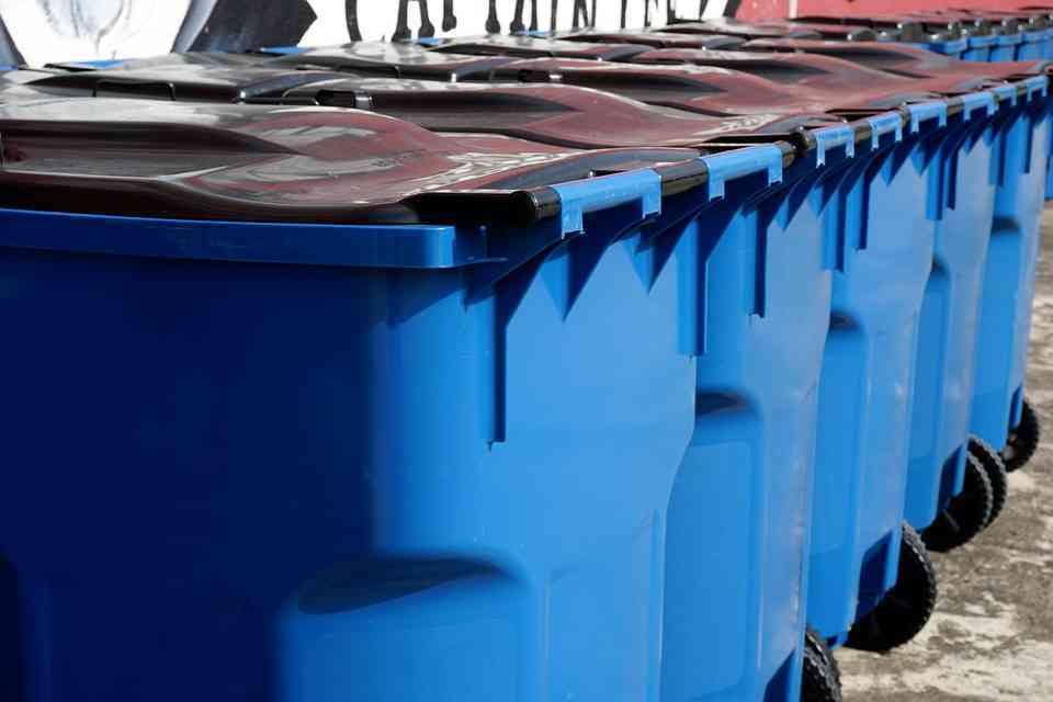 Typy i rodzaje pojemników na odpady
