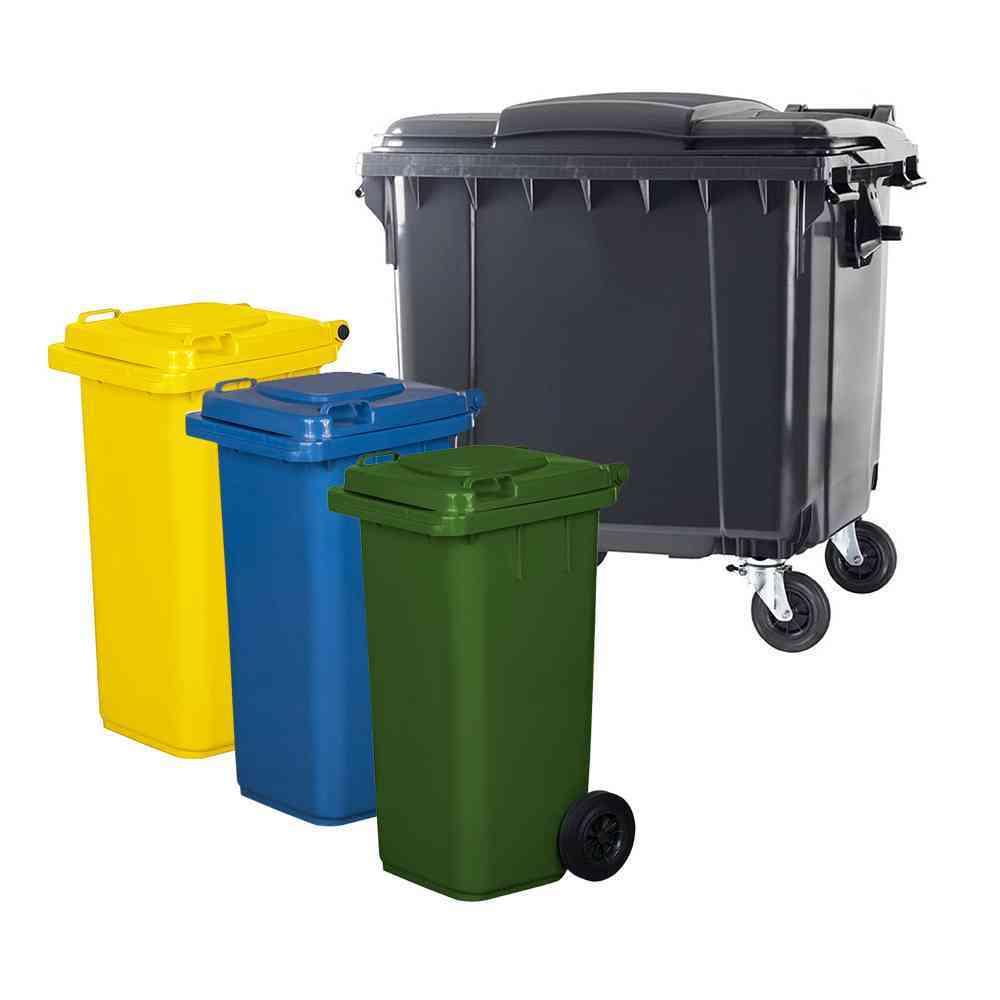 pojemniki 120 240 1100 - Sklep z koszami na odpady