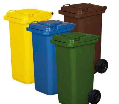 pojemnniki 120 240 400x350 - Pojemniki na odpady segregowane