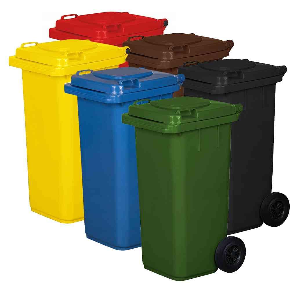 zestaw pojemnikow - Sklep z koszami na odpady